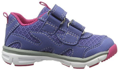 Superfit - Lumis Mini, Scarpe da ginnastica Bambina Violett (lila Kombi)
