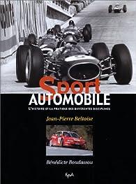 Le sport automobile par J.-P. Beltoise