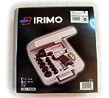 "Irimo neumatica - Kit llave impacto 1/2"" 600nm+portaboca"