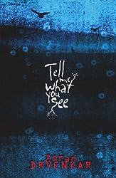 Tell Me What You See by Zoran Drvenkar (2005-10-03)