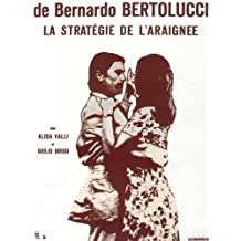 The Spider's Stratagem Affiche du film Poster Movie La ruse de l'araignée (27 x 40 In - 69cm x 102cm) French Style A