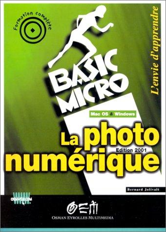 Basic Micro : La Photo numérique