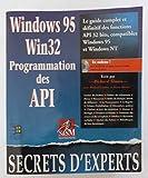 WINDOWS 95 WIN32 PROGRAMMATION DES API (Secrets d'Experts)