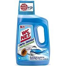 Wc Net - Limpiatuberias - 1000 ml