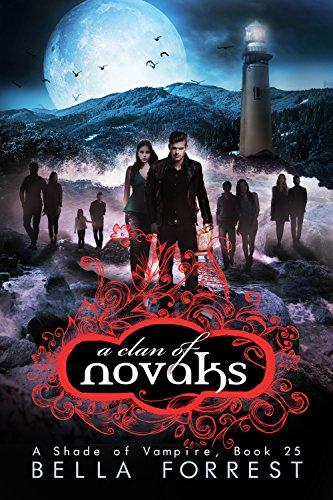 A Shade of Vampire 25: A Clan of Novaks (English Edition) por Bella Forrest