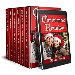 Christmas Reunion Box Set (English Edition) de [Fenris, Morris]