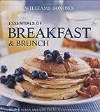 Williams-Sonoma Essentials of Breakfast & Brunch by Georgeanne Brennan (2008-04-20)