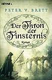 Der Thron der Finsternis: Roman (Demon Zyklus 4)