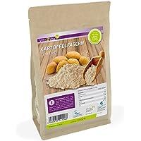 Kartoffelfasern 1000g - Low Carb - 8% Kohlenhydrate - Glutenfrei - Zippbeutel - Premium Qualität