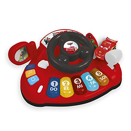 Cars - Musical steering wheel with figure (Claudio Reig 5318.0)