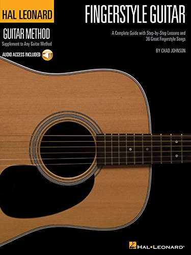 Fingerstyle Guitar (Hal Leonard Guitar Method)