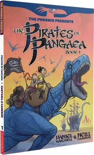 The Pirates of Pangaea: Book 1 (The Phoenix Presents) by Dan Hartwell (2015-02-05)