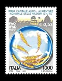 LaVecchiaScatola.com 2000 Roma Capitale agroalimentare Mondiale MNH/**
