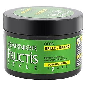 Garnier Fructis Style Nº 2 Fuerte Cera Brillo con Extracto de Bambú – 75 ml