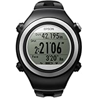 Epson Runsense SF-510F - Reloj deportivo (LCD, 128 x 96 Pixeles,