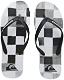 Quiksilver Men's Molokai Resin Check Flip Flops