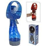 #10: New Hand Held Water Spray fan / mist fan / humidifier fan