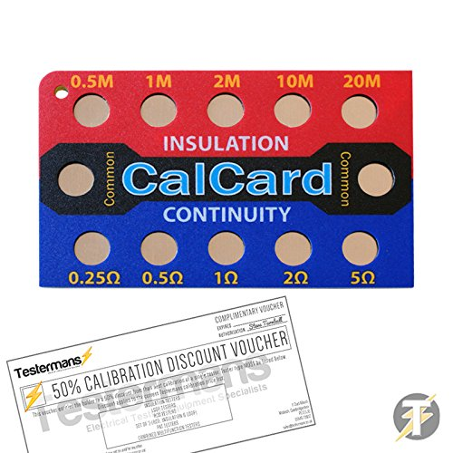 calcard-calibration-checkbox-card-for-fluke-kewtech-megger-metrel-multifunction-testers-check-the-ac