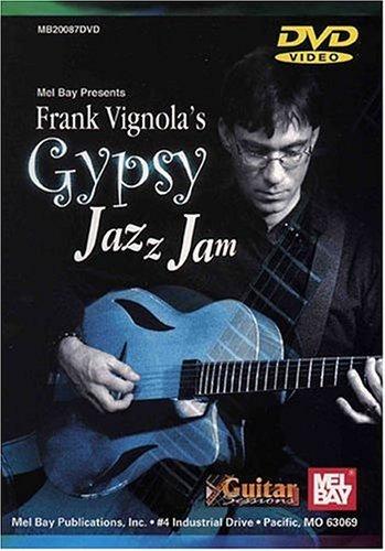 Preisvergleich Produktbild Frank Vignola'S Gypsy Jazz Jam (Dvd)