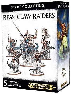 Start Collecting Beastclaw Raiders 70-86 - Warhammer Age of Sigmar