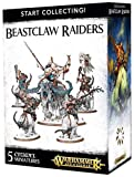 Age of Sigmar Start Collecting Beastclaw Raiders (5 figures)