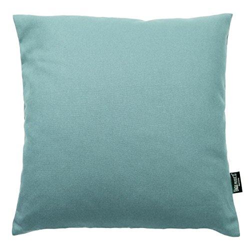 Eagle Products Capri Cojín Fundas de almohada algodón), verde menta, 40 x 40