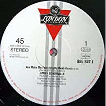 Jimmy Somerville - You Make Me Feel (Mighty Real) - London Records - 886 845-1