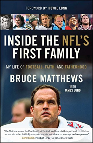 Inside the NFL's First Family: My Life of Football, Faith, and Fatherhood (English Edition) (Special Olympics Coach)