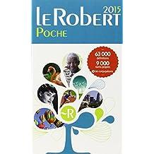 Le Robert de poche 2015