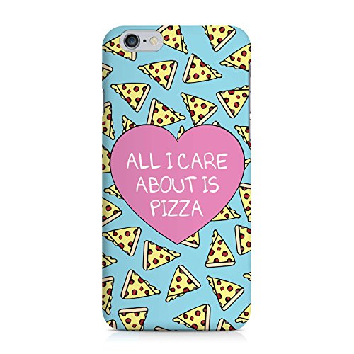 COVER Pizza Herz fast food Handy Hülle Case 3D-Druck Top-Qualität kratzfest Apple iPhone 6 6S (3d-food)
