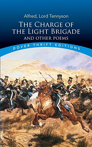 The Charge of the Light Brigade and Other Poems (Dover Thrift Editions) por Alfred  Lord Tennyson