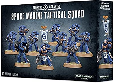 Games WorkShop - Escouade tactique Spaces Marines