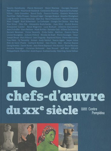 100 chefs-d'oeuvre du XXe siècle
