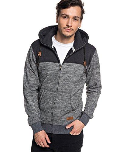 Quiksilver Keller - Zip-Up Polar Fleece Hoodie for Men - Männer -