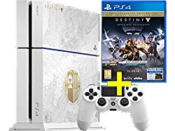 SONY PlayStation 4 500GB Limited Edition inkl. Destiny: König der Besessenen - Legendäre Edition