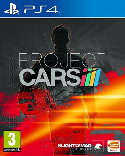 Namco Bandai Games Project Cars, PS4 PlayStation 4 vídeo - Juego (PS4, PlayStation 4, Racing, E (para todos), Slightly Mad Studios, 20/03/2015)