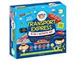 Genius Box - Play some Learning Transport Express Activity Kit