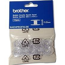 Brother 4977766118927 - Bobinas para bordadoras y costuras