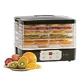 Koölle Electric 5 Tray Food Dehydrator, Fruit Dryer machine