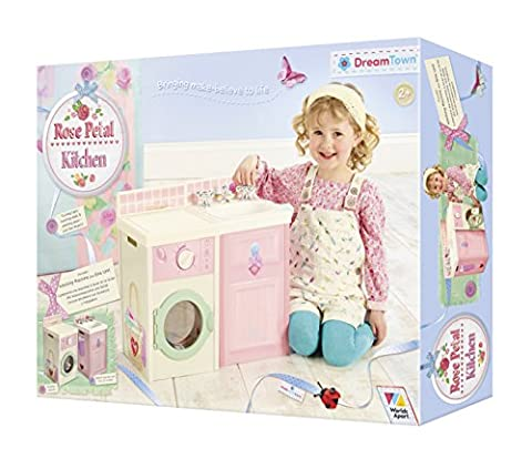 Rose Petal Kitchen Playset by Dream Town