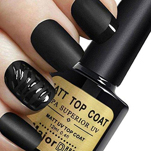 Gel de uñas BBsmile Matt Top Coat Uv Diamond Nail Gel Polaco Primer Nail Art