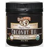 Barlean's Organic Oils Barlean's Organic Virgin Coconut Oil, 16-Ounce Jar