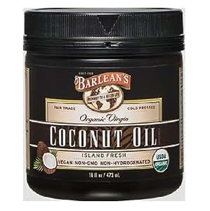 Barleans Coconut Oil (473ml)