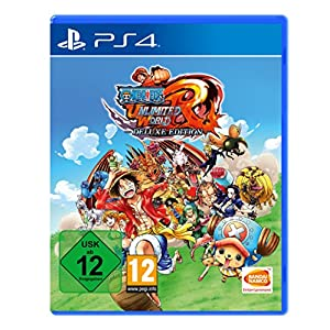 One Piece Unlimited World Red – Deluxe Edition – [PlayStation 4]