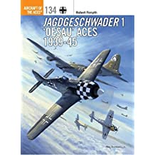 Jagdgeschwader 1 `Oesau' Aces 1939-45 (Aircraft of the Aces, Band 134)