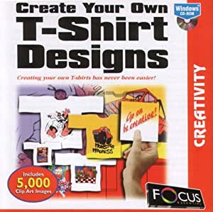 Create your own t shirt designs software for Make and design your own t shirts