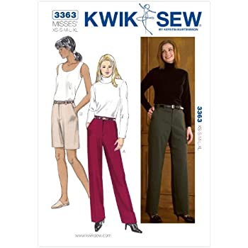 KWIK-SEW PATTERNS Kwik Sew Mustern K3115 Größe XS/Small/Medium/Large ...