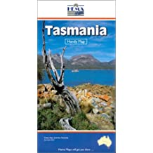 Carte routière : Tasmanie