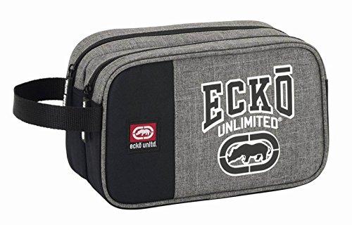 Ecko Unltd- Neceser 2 Cremalleras