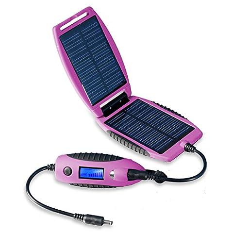 Power Traveller Powermonkey-eXplorer Chargeur pour iPod / Tlphone Portable Rose
